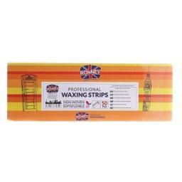 Ronney Waxing Stripes Paski do depilacji 50szt