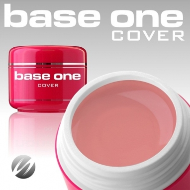 Żel jednofazowy UV Base One Cover 15g