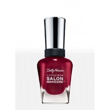 SALLY HANSEN Complete Salon  Manicure Red Zin 14,7 ml