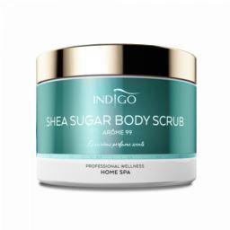 Indigo Arome 99 – Shea Sugar Body Scrub 500g