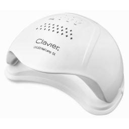 Clavier Lampa LED/UV 48W Q5X Biała