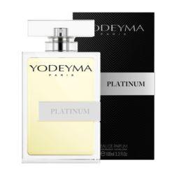 Yodeyma Platinum 100ml perfumy męskie