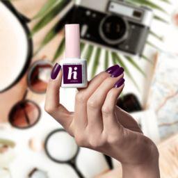 Lakier hybr. hi hybrid 5 ml Aubergine Violet 259