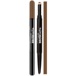 MAYBELLINE BROW SATIN DUO Kredka do brwi