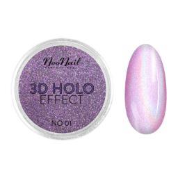 NeoNail Pyłek 3D Holo Effect 01