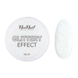 NeoNail Pyłek Glittery Effect No. 01