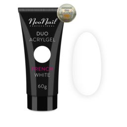 NeoNail Duo Acrylgel French White - 60 g