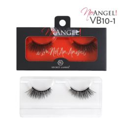 No Angel - rzęsy na pasku Secret Lashes VB 10-1