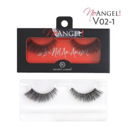 No Angel - rzęsy na pasku Secret Lashes V 02-1