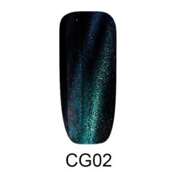 Makear CG02 Galaxy Cat Eye 8 ml