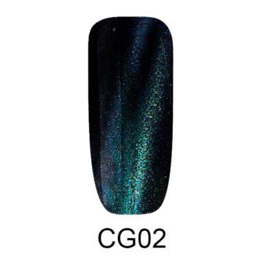 Makear CG02 Galaxy Cat Eye 8 ml
