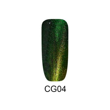 Makear CG04 Galaxy Cat Eye 8 ml