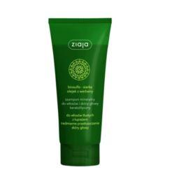 ZIAJA Mineralny szampon do włosów tłustych verbena