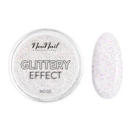 NeoNail Pyłek Glittery Effect No. 02