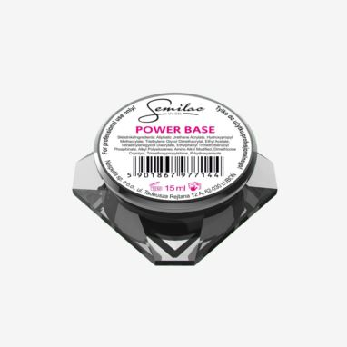Żel bazowy Semilac UV Gel Power Base 15ml