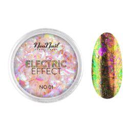 NeoNail Pyłek Electric Effect 01