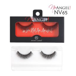 No Angel - rzęsy na pasku Secret Lashes NV65