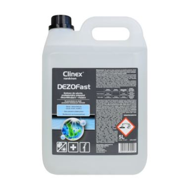 CLINEX DEZOFast 5l płyn do dezynfekcji