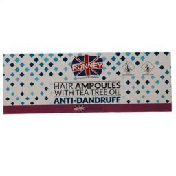 Ampułki do włosów Ronney Anti-Dundruf 12x10ml