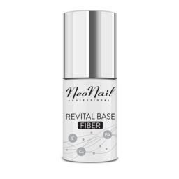 NeoNail Lakier Hybrydowy 7,2 ml Revital Base Fiber