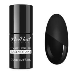 NeoNail Lakier Hybrydowy Base/Top 2in1 7,2 ml