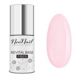 NeoNail 7,2 ml - Revital Base Fiber Rosy Blush