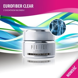 Żel Perfect Eurofiber Gel Clear 15 g