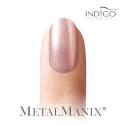 Indigo Metal Manix® Pink Gold