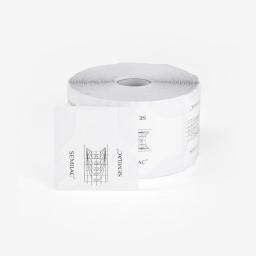 Szablony do przedłużania paznokci Semi HARDI Shaper SLIM - 500 szt.