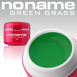 Żel UV No Name Color Green Grass 5g