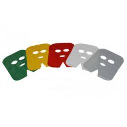 Maski zabiegowe foliowe - 100szt