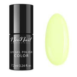NeoNail Lakier Hybrydowy 7,2 ml - Yellow Bahama