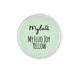 NeoNail pyłek do paznokci My Fluo Joy Yellow