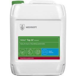 VELOX TOP AF 5L płyn do dezynfekcji sprzętu