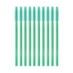 Szczoteczki silikonowe zielone 5 szt