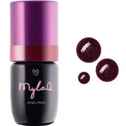 MylaQ Lakier hybrydowy M042 My ruby rose 5ml