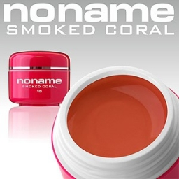 Żel UV No Name Color Smoked Coral 5g