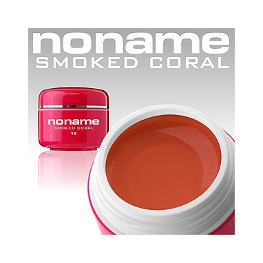 Żel UV No Name Color Smoked Coral 5g