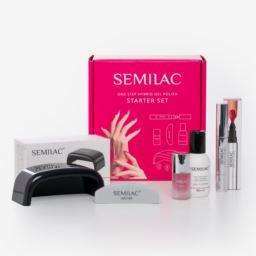 Zestaw Semilac One Step Hybrid