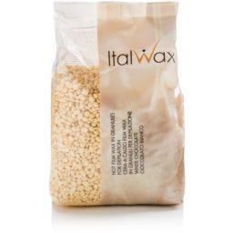 ItallWax White Chocolate wosk twardy dropsy 500 g