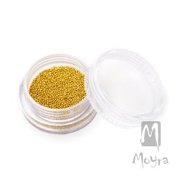 Moyra Caviar Beads 02 Gold 10g