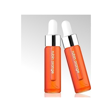 Oliwka Silcare Rubin Orange 15 ml