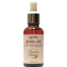 OLEJ JOJOBA  100 % Bio Organic Golden Oil 30ml
