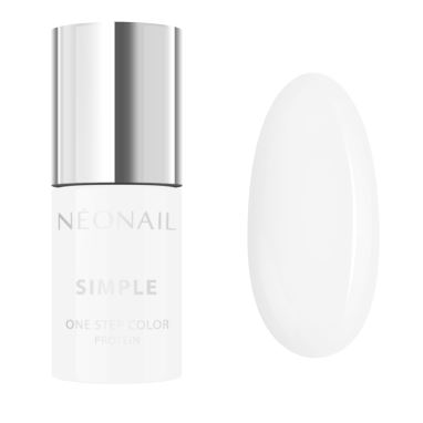 NeoNail 3w1 Lakier Hybrydowy SIMPLE 7,2 g - BRIGHT