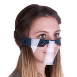 Przyłbica dziecięca maska ochronna na ustan i nos
