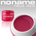 Żel UV No Name Color True Red  5g