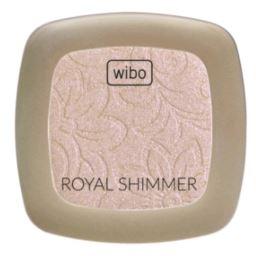 Wibo Royal Shimmer Rozświetlacz prasowany