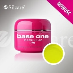 Base One Color Gel  Dark Lime 5 g