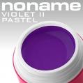 Żel UV No Name Color Flower Violet  5g