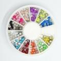 Karuzela z Ozdobami Kolorowe Kółeczka